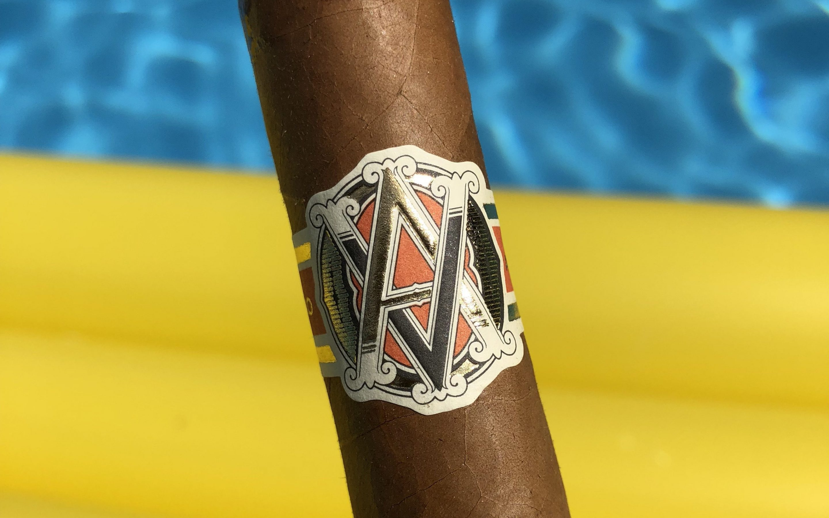 What a fine way of o start off the weekend. A little Avo XO Legato smooth creamy goodness by the pool. Really looking forward to the Avo Cigar Event later this month at Cordova Cigars #AvoXOLegato #AvoCigarLove #AvoGoodness #AvoCigars
